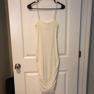 Naked Wardrobe White Dress
